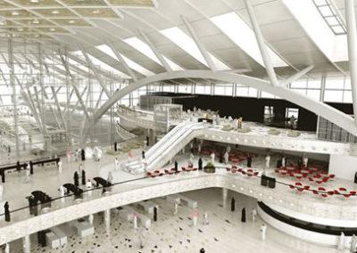 Jedda Airport